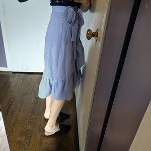 H&M Skirts - Wrap skirt